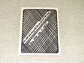 VIETNAM & DESERT SHIELD ACE OF SPADES DEATH CARDS