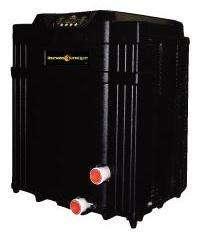 AquaCal SuperQuiet SQ120 Heat Pump   Pool Heater