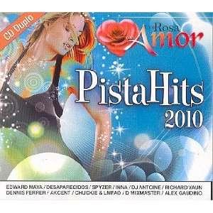 Com Amor / Varios   Pista Hits 2010 UMA ROSA COM AMOR / VARIOS Music