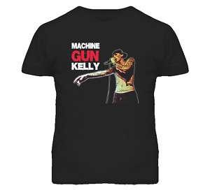 Machine Gun Kelly Hip Hop Rapper Rap Music T Shirt