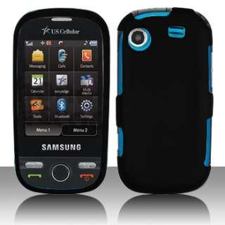 For Samsung Messenger Touch R630 Green Zebra Case Cover