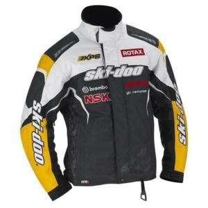 SKI DOO MENS X TEAM RACE JACKET 2012 2XL *4405491490