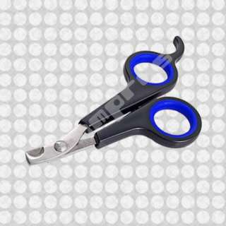Nail Clippers Scissors Grooming Trimmer for Pet Dog Cat