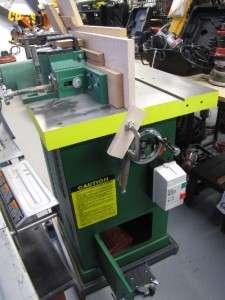 Woodtek 6 X 108 Edge Sander Model #92407 Motor   2HP 115V 1PH 20A