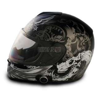XS Vcan Blinc 136 Bluetooth Motorcycle Helmet V Can New