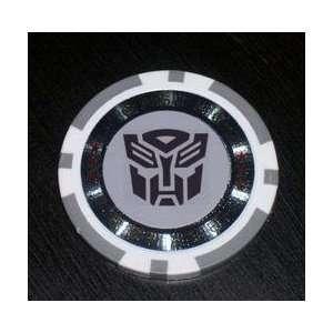 Las Vegas Transformers Autobot Casino Poker Chip